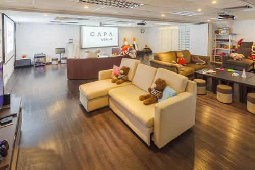 Party Room 觀塘 Hong Kong hk 香港 玩樂活動 場地 Capa Venue 適合 10 至 100 人