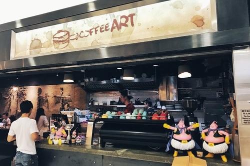 聚會Cafe 觀塘 Hong Kong hk 香港 玩樂活動 場地 Coffee Art 適合 0 至 100 人