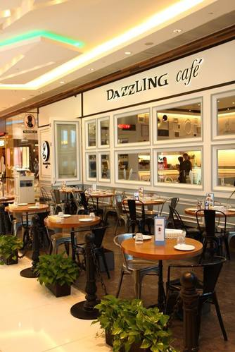 聚會Cafe 銅鑼灣 Hong Kong hk 香港 玩樂活動 場地 Dazzling Cafe 香港店 (銅鑼灣) 適合  至  人
