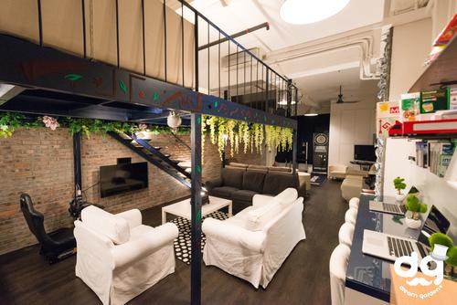 Party Room 葵涌 Hong Kong hk 香港 玩樂活動 場地 Dream Garden+ 適合 2 至 50 人