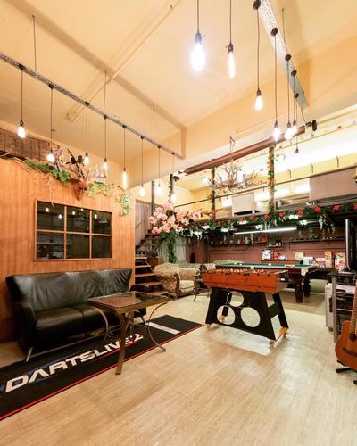Party Room 大圍 Hong Kong hk 香港 玩樂活動 場地 Dream Garden 適合 2 至 50 人