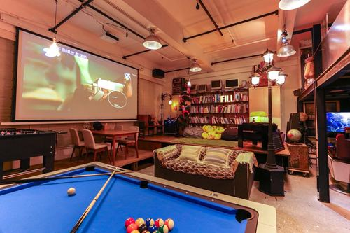 Party Room 火炭 Hong Kong hk 香港 玩樂活動 場地 FILL 田充空間 - 814 適合 6 至 30 人