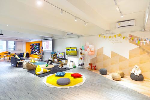 Party Room 長沙灣-荔枝角 Hong Kong hk 香港 玩樂活動 場地 FUN FUN FUN PARTY ROOM 適合 12 至 120 人