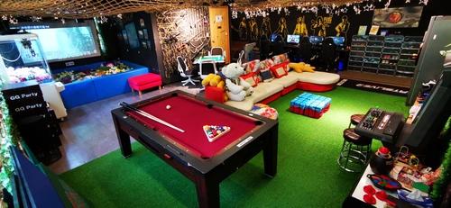 Party Room 葵涌 Hong Kong hk 香港 玩樂活動 場地 GG Party 適合 4 至 50 人