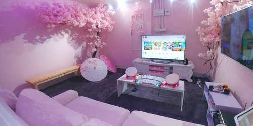 Party Room 葵涌 Hong Kong hk 香港 玩樂活動 場地 櫻の間 適合 4 至 10 人