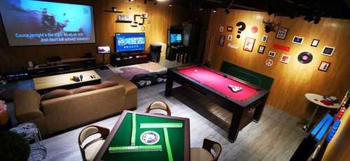 Party Room 葵涌 Hong Kong hk 香港 玩樂活動 場地 木の間 適合 6 至 18 人
