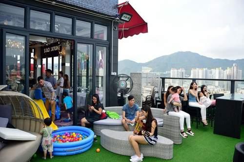 Party Room 旺角 Hong Kong hk 香港 玩樂活動 場地 Go Party (旺角總店) 適合 10 至 50 人