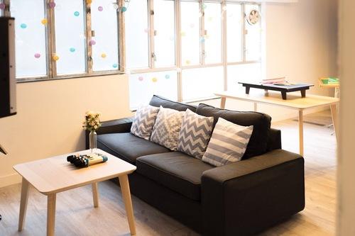 Party Room 觀塘 Hong Kong hk 香港 玩樂活動 場地 Grey House - Mini 適合 6 至 18 人