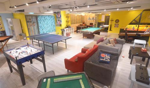Party Room 長沙灣-荔枝角 Hong Kong hk 香港 玩樂活動 場地 Have Fun Party 適合 12 至 80 人
