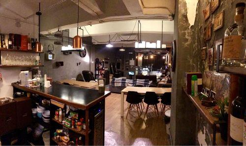 Party Room 旺角 Hong Kong hk 香港 玩樂活動 場地 客廳 Heart Tank 適合 15 至 50 人