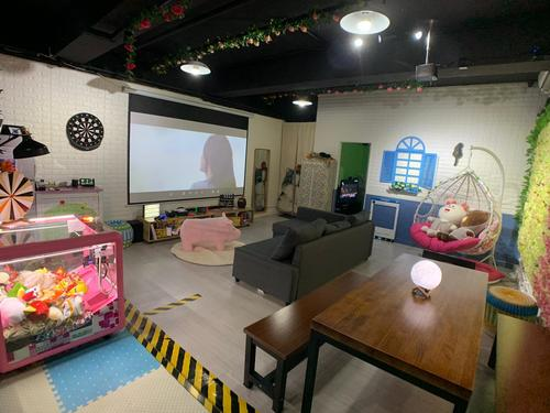 Party Room 觀塘 Hong Kong hk 香港 玩樂活動 場地 Homemade Party Room 適合 8 至 40 人