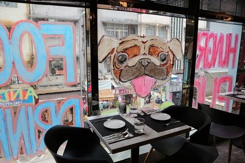 聚會Cafe 尖沙咀 Hong Kong hk 香港 玩樂活動 場地 Hungry Pug 適合 0 至 100 人