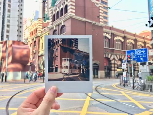 戶外玩樂 中環 / 上環 Hong Kong hk 香港 玩樂活動 場地 Instant Tour Hong Kong -寶麗萊攝影工作坊 適合 1 至 10 人