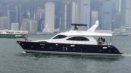 遊艇派對  Hong Kong hk 香港 玩樂活動 場地 72 呎大型遊艇 50人熱鬧Party好選擇 (50人或以下) 適合 1 至 50 人