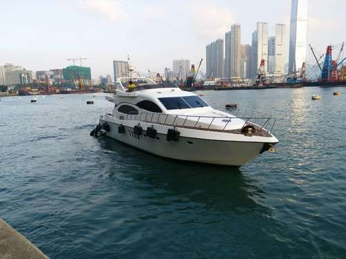 遊艇派對  Hong Kong hk 香港 玩樂活動 場地 78呎大型遊艇 維港景色船上體驗 (48人或以下) 適合 1 至 48 人