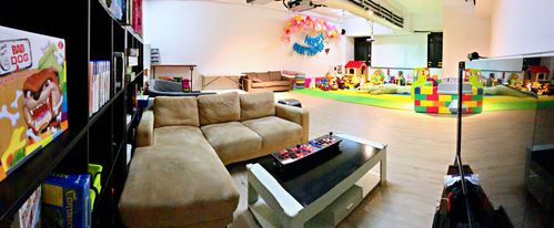 Party Room 長沙灣-荔枝角 Hong Kong hk 香港 玩樂活動 場地 Kidults Land Party Room 適合 12 至 80 人