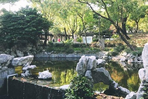 歷史探索 樂富 Hong Kong hk 香港 玩樂活動 場地 九龍寨城公園 適合 0 至 100 人