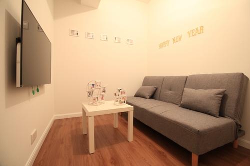 Party Room 觀塘 Hong Kong hk 香港 玩樂活動 場地 Secret Party(KT) - White 適合 2 至 6 人