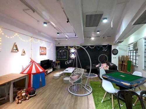 Party Room 觀塘 Hong Kong hk 香港 玩樂活動 場地 kt13 Party Room - 觀塘拾叄樓(大房) 適合 10 至 50 人