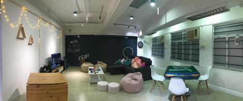 Party Room 觀塘 Hong Kong hk 香港 玩樂活動 場地 kt13 Party Room - 觀塘拾叄樓(大房) 適合 15 至 50 人