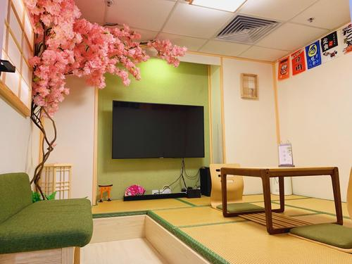Party Room 銅鑼灣 Hong Kong hk 香港 玩樂活動 場地 小房舍 Little Rooms - The Nihonjin 主題房 適合 2 至 2 人