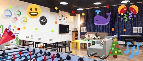 Party Room 長沙灣-荔枝角 Hong Kong hk 香港 玩樂活動 場地 Login Party (MTR行1分鐘) 適合 4 至 100 人