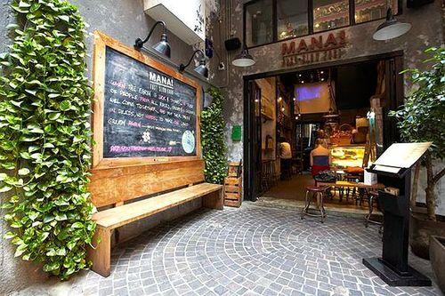 特色餐廳 中環 Hong Kong hk 香港 玩樂活動 場地 MANA! Fast Slow Food 適合 0 至 100 人