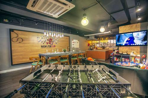 Party Room 長沙灣-荔枝角 Hong Kong hk 香港 玩樂活動 場地 Monster Club 派對廚房 適合 10 至 25 人