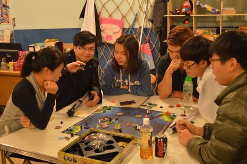 新穎室內運動 / 室內玩樂 銅鑼灣 Hong Kong hk 香港 玩樂活動 場地 Nakama 認識新朋友 Board Game 初體驗 適合 1 至 25 人