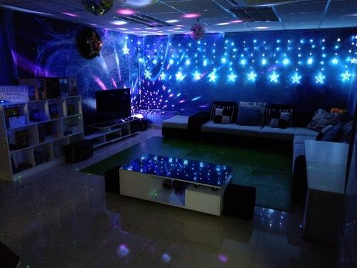 Party Room 觀塘 Hong Kong hk 香港 玩樂活動 場地 那星Party Room - 大房 適合 12 至 40 人