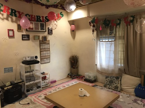 Party Room 觀塘 Hong Kong hk 香港 玩樂活動 場地 Nowheres Party Room - 和式部屋 適合 4 至 6 人