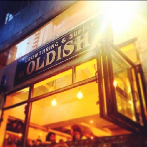 特色餐廳 上環 Hong Kong hk 香港 玩樂活動 場地 Oldish 適合 0 至 100 人