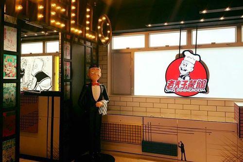 特色餐廳 太子 Hong Kong hk 香港 玩樂活動 場地 老夫子餐館 (太子店) 適合 0 至 100 人