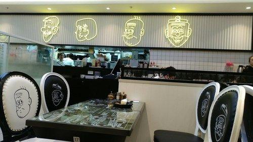 特色餐廳 元朗 Hong Kong hk 香港 玩樂活動 場地 老夫子餐館 (元朗店) 適合 0 至 100 人