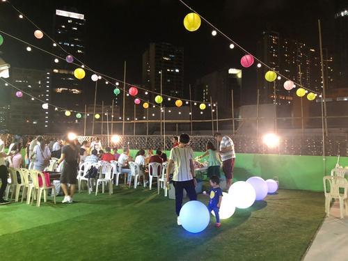戶外玩樂 鑽石山 Hong Kong hk 香港 玩樂活動 場地 ♨🍖Openfire 燒烤派對場地🔥🍗 適合 6 至 40 人
