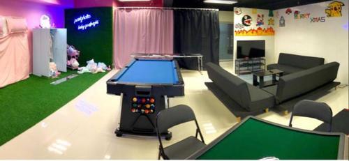 Party Room 觀塘 Hong Kong hk 香港 玩樂活動 場地 PartyHolic 適合 8 至 30 人