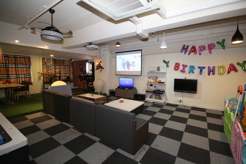 Party Room 觀塘 Hong Kong hk 香港 玩樂活動 場地 PARTY ZONE 適合 12 至 50 人