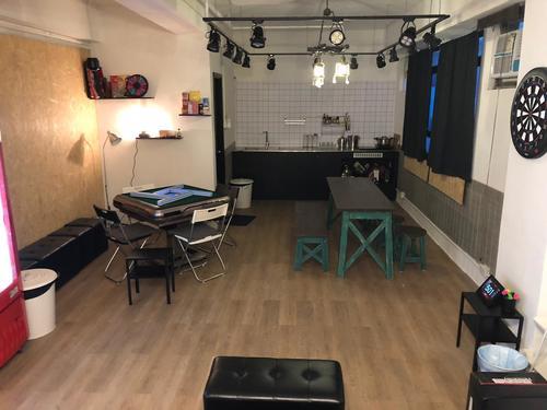 Party Room 旺角 Hong Kong hk 香港 玩樂活動 場地 Party GO (大房) 適合 12 至 25 人