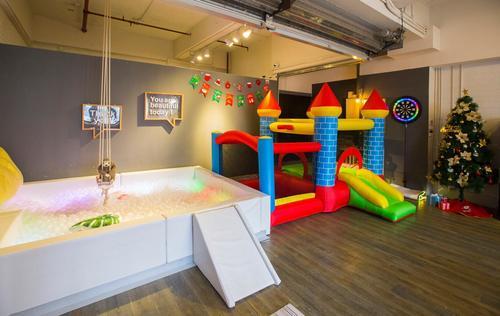 Party Room 葵涌 Hong Kong hk 香港 玩樂活動 場地 Partyhub 適合 10 至 60 人