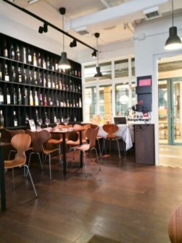特色餐廳 上環 Hong Kong hk 香港 玩樂活動 場地 PMQ Taste Library 適合 0 至 100 人