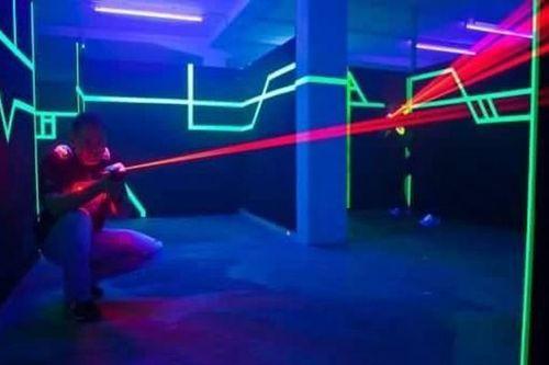 新穎室內運動 / 室內玩樂 牛頭角 Hong Kong hk 香港 玩樂活動 場地 ResaLaser 適合 0 至 100 人