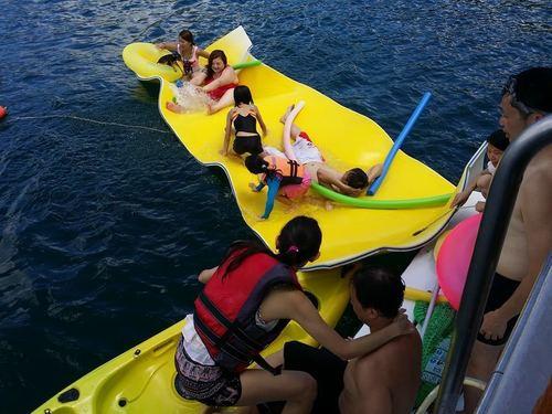 戶外玩樂 新界 Hong Kong hk 香港 玩樂活動 場地 西貢日間遊艇派對,船P必選! 適合 1 至 35 人