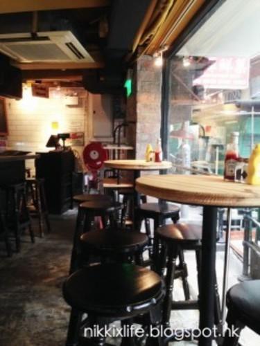 特色餐廳 中環 Hong Kong hk 香港 玩樂活動 場地 Shake' em Buns 適合 0 至 100 人