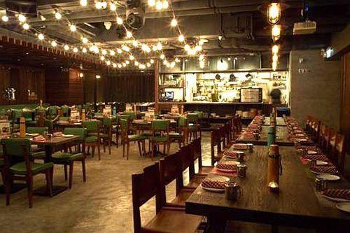 特色餐廳 灣仔 Hong Kong hk 香港 玩樂活動 場地 Something Wild 野玩山店 適合 0 至 100 人