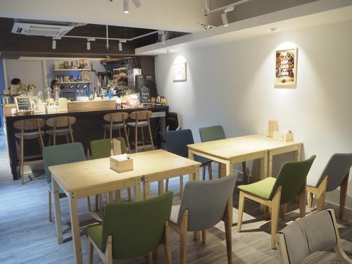 聚會cafe 觀塘 Hong Kong hk 香港 玩樂活動 場地 味覺四重奏 適合 1 至 42 人