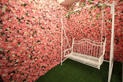Party Room 尖沙咀 Hong Kong hk 香港 玩樂活動 場地 Secret Party(TST) - Rose 適合 4 至 8 人