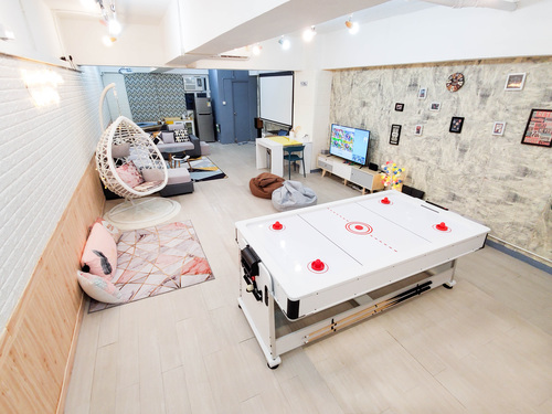 Party Room 觀塘 Hong Kong hk 香港 玩樂活動 場地 Vpartyroom 適合 8 至 25 人