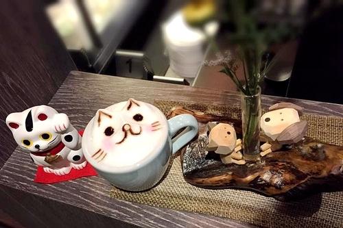 聚會Cafe 觀塘 Hong Kong hk 香港 玩樂活動 場地 侘寂珈琲 適合 0 至 100 人