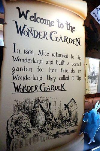 聚會Cafe 旺角 Hong Kong hk 香港 玩樂活動 場地 愛麗絲的秘密花園 Wonder Garden Cafe 適合 0 至 100 人